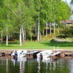 Boote mieten Ferienhaus See Angeln